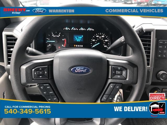 2020 Ford F-550 Crew Cab DRW 4x4, Reading Panel Service Body #YC55451 - photo 20