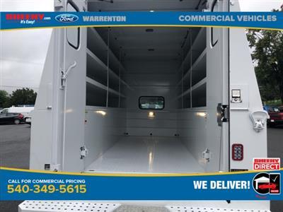 2020 Ford F-550 Crew Cab DRW 4x4, Reading Panel Service Body #YC55451 - photo 13