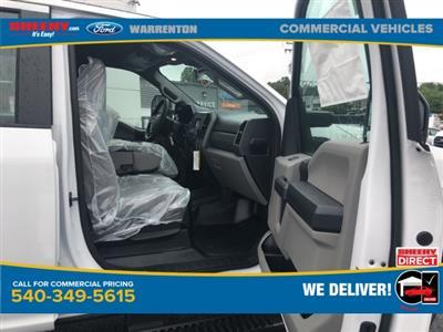 2020 Ford F-550 Crew Cab DRW 4x4, Reading Panel Service Body #YC55451 - photo 5