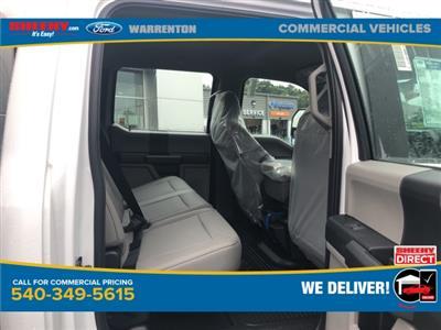 2020 Ford F-550 Crew Cab DRW 4x4, Reading Panel Service Body #YC55451 - photo 6