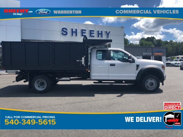 2020 Ford F-550 Super Cab DRW 4x4, Rugby Landscape Dump #YC55671 - photo 1