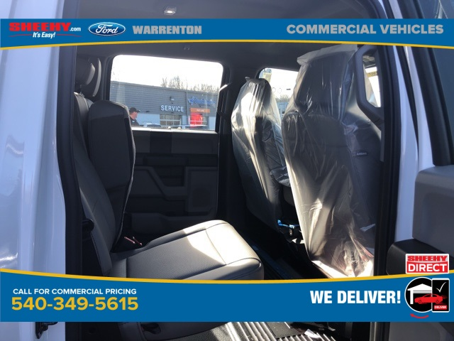 2020 Ford F-350 Crew Cab DRW 4x4, Knapheide KUVcc Service Body #YC55825 - photo 6