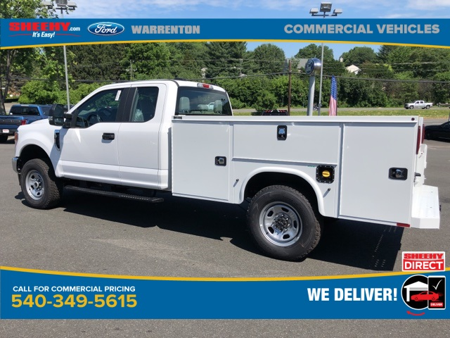 2020 Ford F-350 Super Cab 4x4, Knapheide Steel Service Body #YC55862 - photo 2