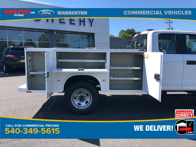 2020 Ford F-350 Super Cab 4x4, Knapheide Steel Service Body #YC55862 - photo 7