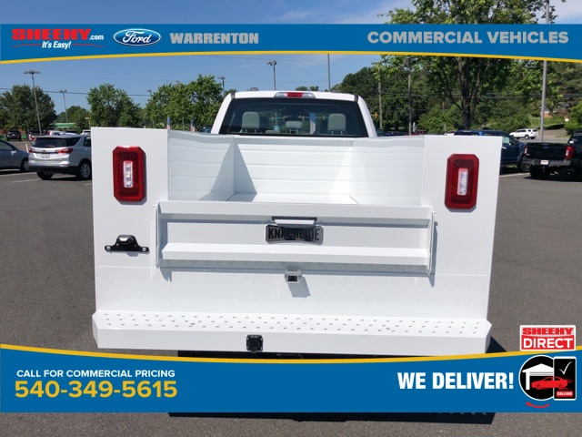 2020 Ford F-350 Super Cab 4x4, Knapheide Steel Service Body #YC55862 - photo 10
