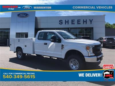 2020 Ford F-350 Super Cab 4x4, Knapheide Steel Service Body #YC55862 - photo 1