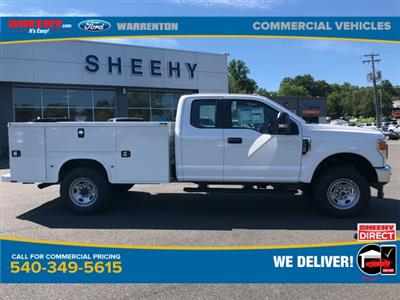 2020 Ford F-350 Super Cab 4x4, Knapheide Steel Service Body #YC55862 - photo 4