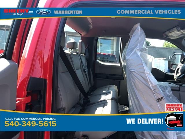 2020 Ford F-350 Super Cab 4x4, Knapheide Steel Service Body #YC56282 - photo 6