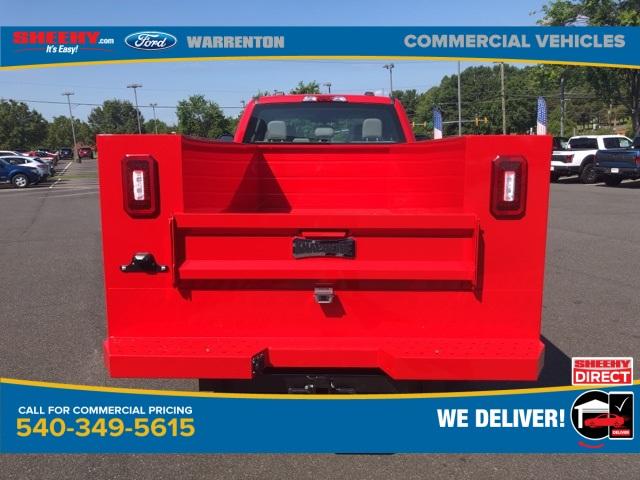 2020 Ford F-350 Super Cab 4x4, Knapheide Steel Service Body #YC56282 - photo 8