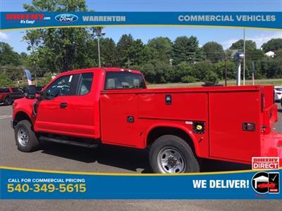 2020 Ford F-350 Super Cab 4x4, Knapheide Steel Service Body #YC56282 - photo 2
