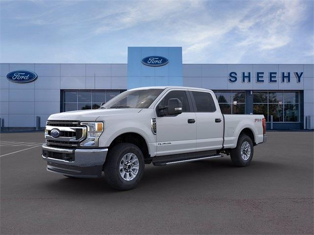 2021 Ford F-250 Crew Cab 4x4, Pickup #YC57859 - photo 4