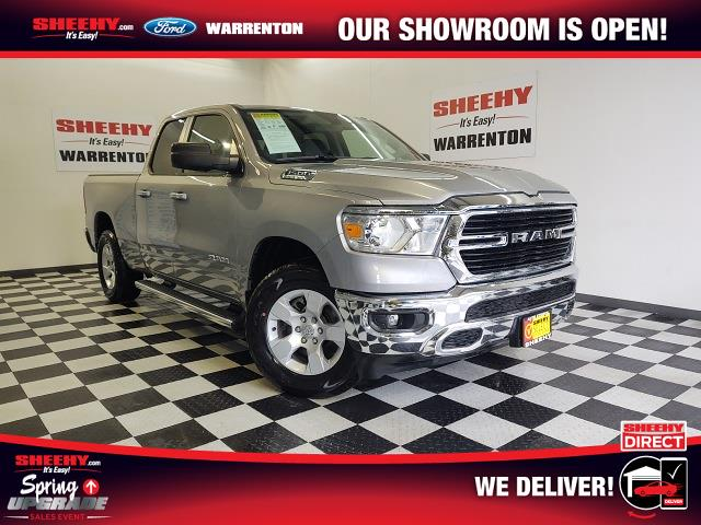 2020 Ram 1500 Quad Cab 4x4, Pickup #YC57859A - photo 1