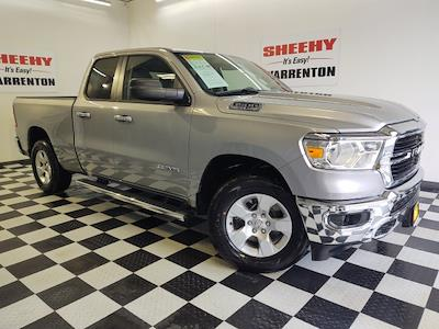 2020 Ram 1500 Quad Cab 4x4, Pickup #YC57859A - photo 4