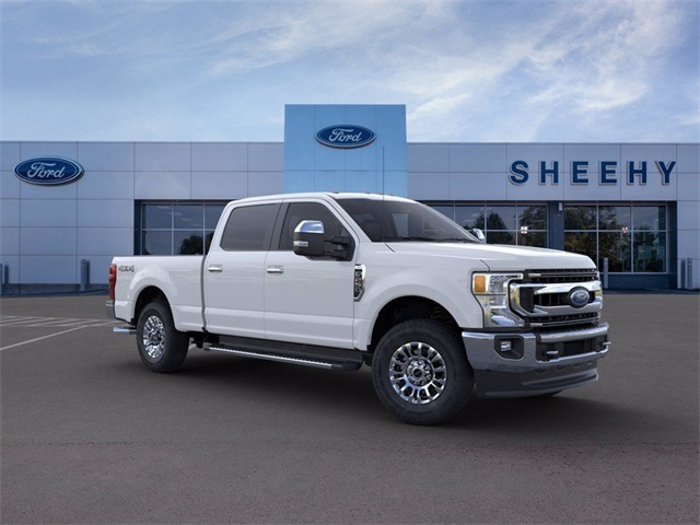 2021 Ford F-250 Crew Cab 4x4, Pickup #YC57860 - photo 1