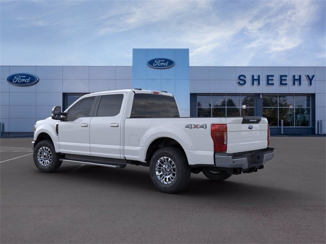 2021 Ford F-250 Crew Cab 4x4, Pickup #YC57860 - photo 7
