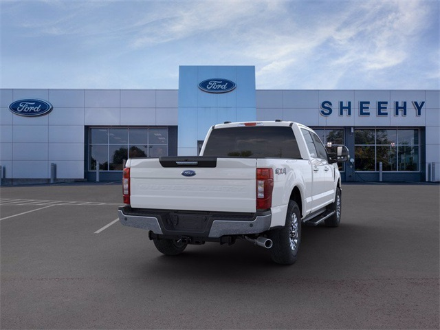 2021 Ford F-250 Crew Cab 4x4, Pickup #YC57860 - photo 2