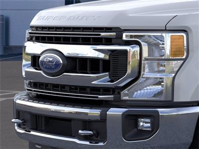 2021 Ford F-250 Crew Cab 4x4, Pickup #YC57860 - photo 17