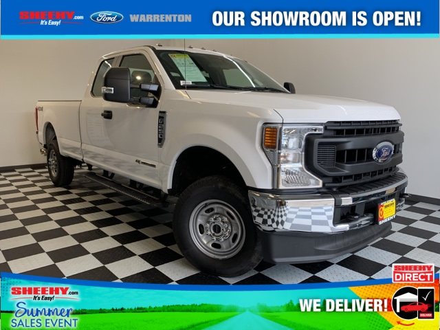 2020 F-250 Super Cab 4x4, Pickup #YR0162V - photo 1