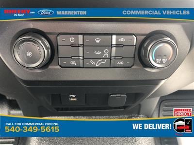 2020 Ford F-350 Regular Cab DRW 4x4, PJ's Stake Bed #YC64388 - photo 11