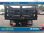 2020 Ford F-350 Regular Cab DRW 4x4, PJ's Stake Bed #YC64388 - photo 2
