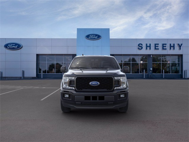 2020 Ford F-150 SuperCrew Cab 4x2, Pickup #YC64654 - photo 3
