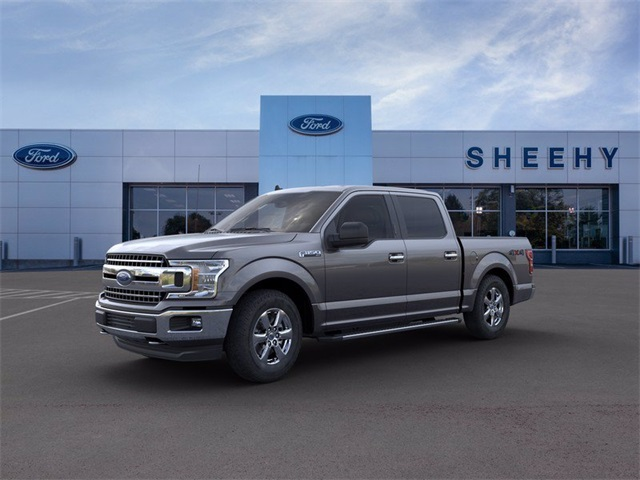 2020 Ford F-150 SuperCrew Cab 4x4, Pickup #YC64656 - photo 4