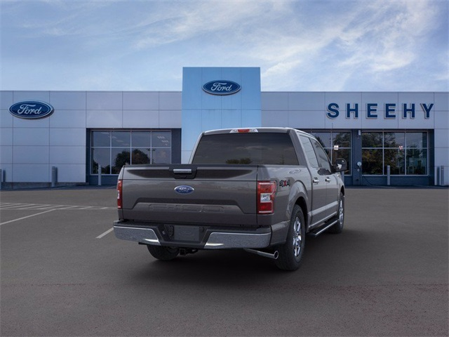 2020 Ford F-150 SuperCrew Cab 4x4, Pickup #YC64656 - photo 2