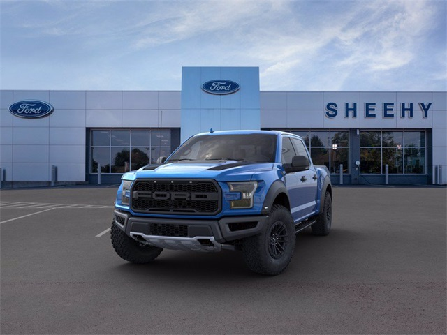 2020 Ford F-150 SuperCrew Cab 4x4, Pickup #YC66866 - photo 5