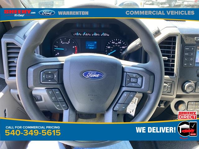 2021 Ford F-550 Crew Cab DRW 4x4, PJ's Landscape Dump #YC75945 - photo 17