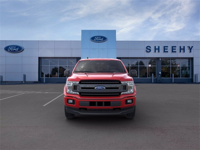 2020 Ford F-150 SuperCrew Cab 4x4, Pickup #YC79610 - photo 3