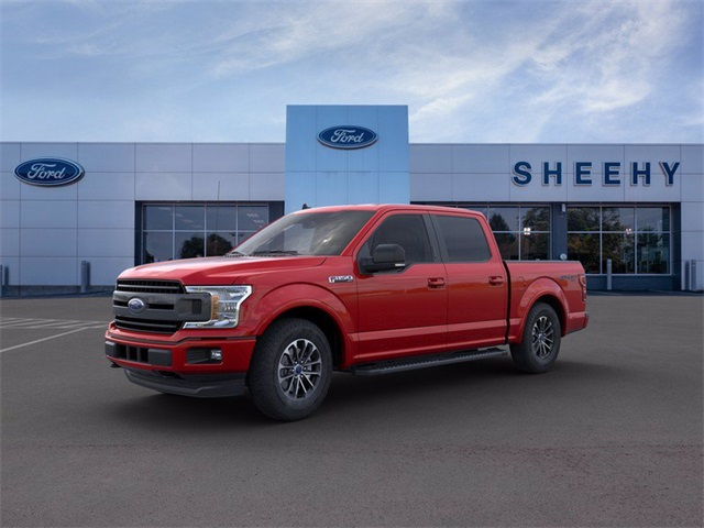 2020 Ford F-150 SuperCrew Cab 4x4, Pickup #YC79610 - photo 4