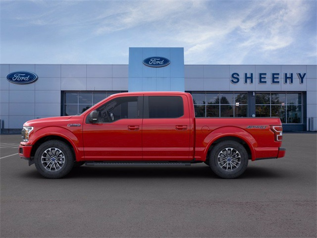 2020 Ford F-150 SuperCrew Cab 4x4, Pickup #YC79610 - photo 6