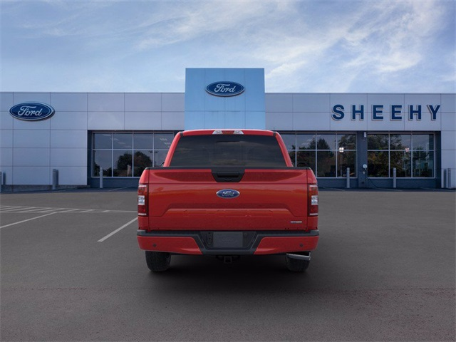 2020 Ford F-150 SuperCrew Cab 4x4, Pickup #YC79610 - photo 8