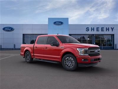 2020 Ford F-150 SuperCrew Cab 4x4, Pickup #YC79610 - photo 1