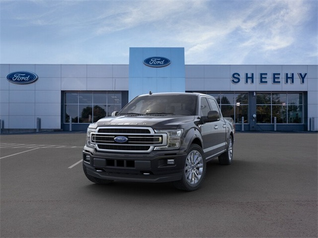 2019 F-150 SuperCrew Cab 4x4,  Pickup #YC79938 - photo 3