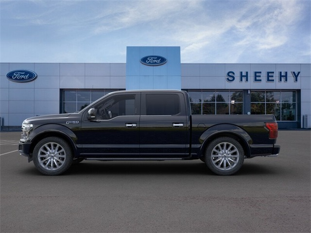 2019 F-150 SuperCrew Cab 4x4,  Pickup #YC79938 - photo 2