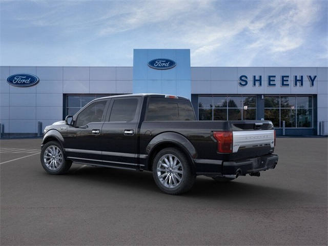 2019 F-150 SuperCrew Cab 4x4,  Pickup #YC79938 - photo 4