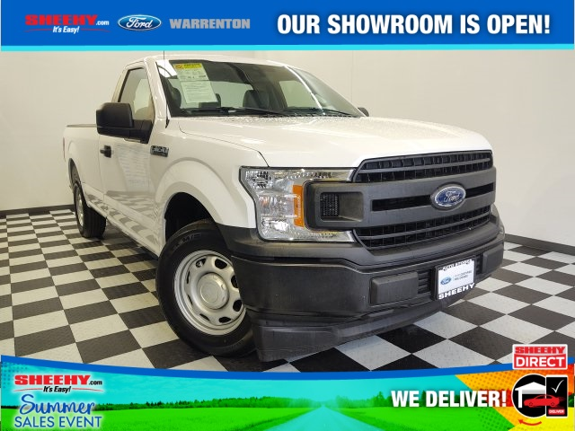 2019 F-150 Regular Cab 4x2, Pickup #YC82808 - photo 1