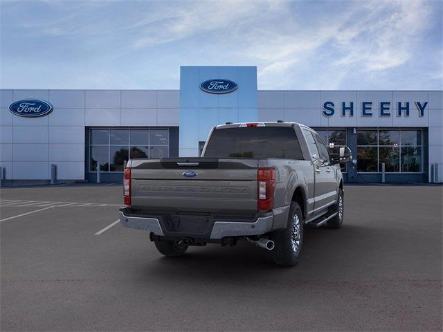 2021 Ford F-350 Crew Cab 4x4, Pickup #YC86344 - photo 2