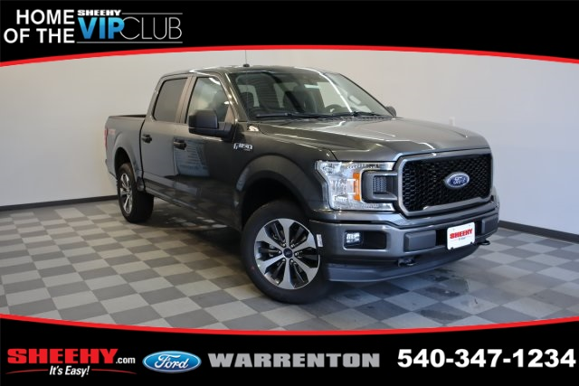 2019 F-150 SuperCrew Cab 4x4,  Pickup #YC97633 - photo 1