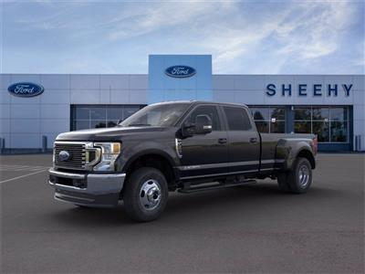 2020 F-350 Crew Cab DRW 4x4, Pickup #YC98517 - photo 4