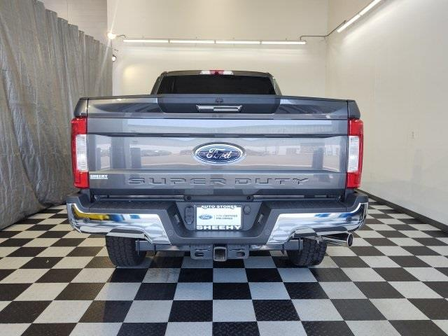 2019 Ford F-250 Crew Cab 4x4, Pickup #YC98517A - photo 2