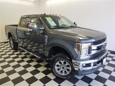 2019 Ford F-250 Crew Cab 4x4, Pickup #YC98517A - photo 5