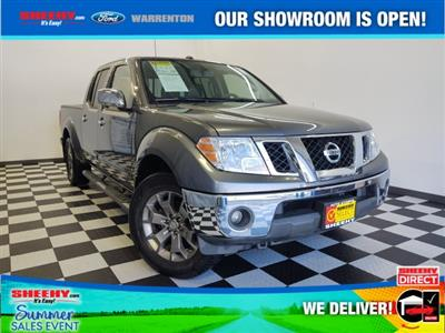 2016 Nissan Frontier Crew Cab, Pickup #YC98530A - photo 1