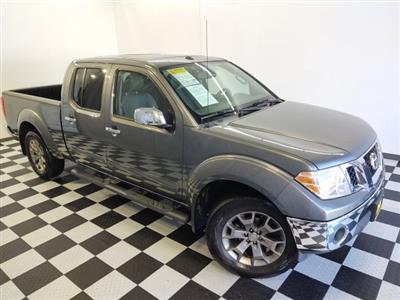 2016 Nissan Frontier Crew Cab, Pickup #YC98530A - photo 5