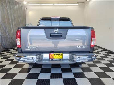 2016 Nissan Frontier Crew Cab, Pickup #YC98530A - photo 8