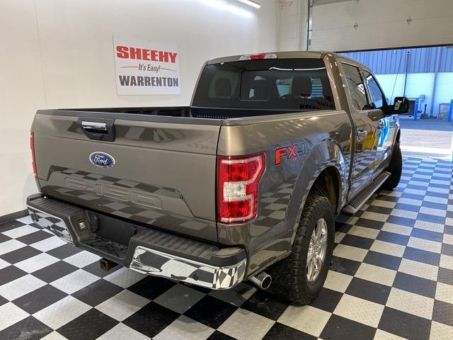 2018 Ford F-150 SuperCrew Cab 4x4, Pickup #YXCP6959 - photo 2