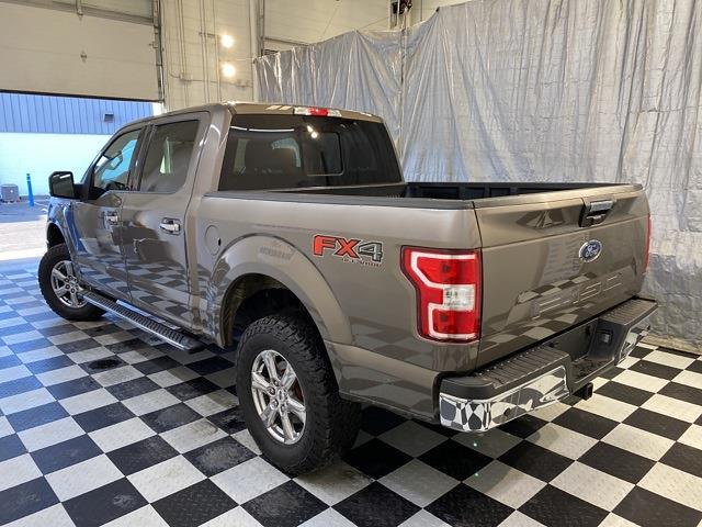 2018 Ford F-150 SuperCrew Cab 4x4, Pickup #YXCP6959 - photo 3