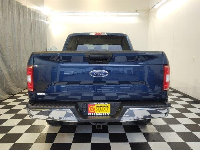2020 F-150 SuperCrew Cab 4x4, Pickup #YD00889 - photo 8