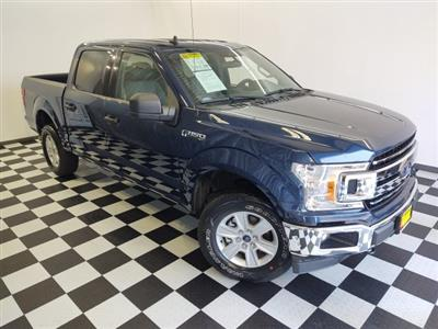 2020 F-150 SuperCrew Cab 4x4, Pickup #YD00889 - photo 5